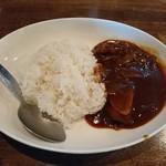 ラーメンJACK - 2016年11月 Jackハヤシ(ハーフ) 380円