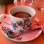 よこまち - ホットコーヒー