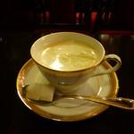 築地 - ウインナーコーヒー