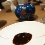 日本酒 みずとり - 濃い色