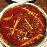 IndianRestaurant SONIA - マトン、コースはベジ、シーフード、マトン、チキンから選ぶ