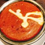 IndianRestaurant SONIA - バターチキンはコースに必ず
