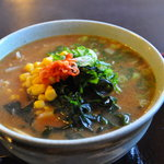 魚幸 たんぽぽ亭 - スタミナチャレコ味噌750円