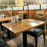5918936 - 6時半のオープンと同時に朝食を食べに行ったからレストランにはほぼ一番乗りでした