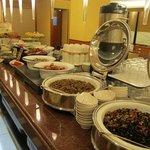 5918938 - 修学旅行の学生も泊ってたので朝食はビュッフェスタイルの食事でした・・