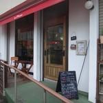 ラピアッツァ - 入口