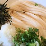 讃岐うどん いってつ - 海老三昧ぶっかけうどん冷(950円)