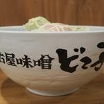 Nagoyamisodoteko - どてめし