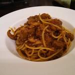 Large - ミートソースのスパゲティ