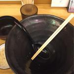 ヤキトンヤリキ - ご馳走様の完食です