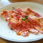 カルビ屋大福 - カルビ(味噌)