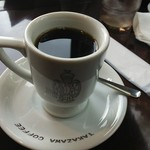 たかざわ珈琲店 - ランチコーヒー。