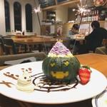 パンケーキ&スイーツ ブラザーズカフェ - 2016.10