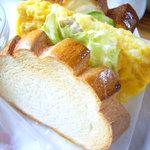 コリッポ - 自家製パンのサンドイッチ