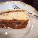 ホシヤマ珈琲店 - チーズケーキ