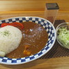 FRANK - 料理写真:日替わり エビカレー