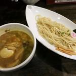 IBUKI -つけめんDINING- - ・「特製カレーつけめん 小(\960)」