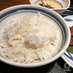 ねぎし - 麦飯