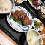 ねぎし - しろたんセット1620円