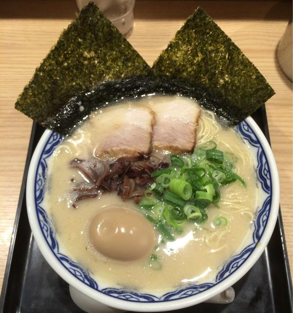 由丸 品川港南店 - 由丸らーめん(ハリガネ)