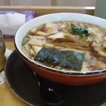 らーめんヒグマ - チャーシュー麺大盛950円
