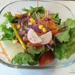primo - 季節野菜のサラダ