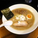 59199593 - 白味噌麺 ¥880