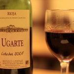 焼肉 晩餐館 - スペインのハーフワイン