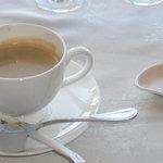 シャトーレストラン ナパ・バレー - コーヒーとデザート