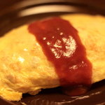 焼肉 晩餐館 - オムライス