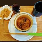 59200964 - 『本わらび餅』(710円)!!自家焙煎きな粉、黒蜜付き~♪(^o^)丿