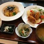 旬菜家 そら - 料理写真:定食(2品選べます)
