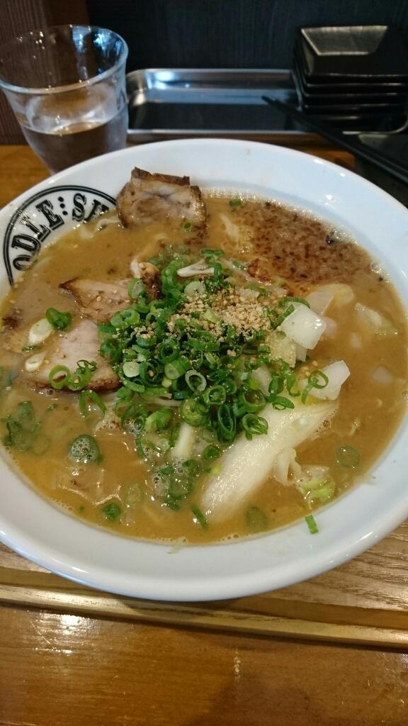 麺屋よしやす kagosima soul village店