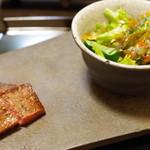 京洛肉料理 いっしん - サーロインの焼きもの