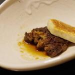 京洛肉料理 いっしん - テールと生麩