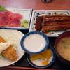 三洋食堂 - 料理写真:かば焼きDX(2,000円)