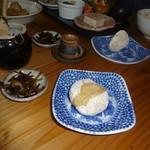 玄米庵 - 玄米のおもち