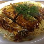 Micchansouhonten - そば肉玉(税込750円)