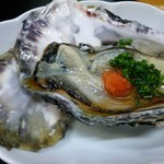 魚清 - 牡蠣の酢の物