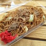 七福堂 - 料理写真:ソース?って思ったらしょうゆなのෆ̈