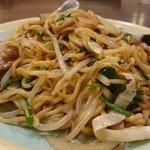 餃子市 - 上海やきそば醤油味