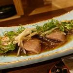 季節料理 薗 - ☆和牛たたき(#^.^#)☆