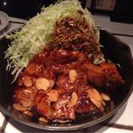 東京トンテキ - トンテキ定食200g