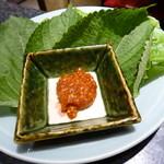 焼肉 ソウル - サムギョプサルセット