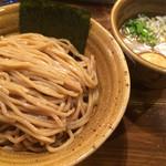 59207668 - 味玉入りベジポタつけ麺(大盛)