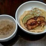 59209941 - 鯛干し鶏白湯つけ麺