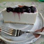 手づくりのレストラン 花の木 - ヨーグルトのケーキ