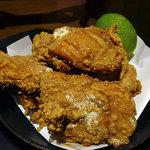ヘルシーホルモンどんぐり - 料理写真:塩ザンギ680円
