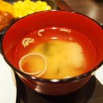 三浦のハンバーグ - 平日限定ハンバーグ+チーズトッピング