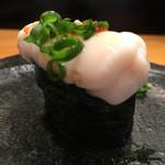 重寿司 - 河豚白子